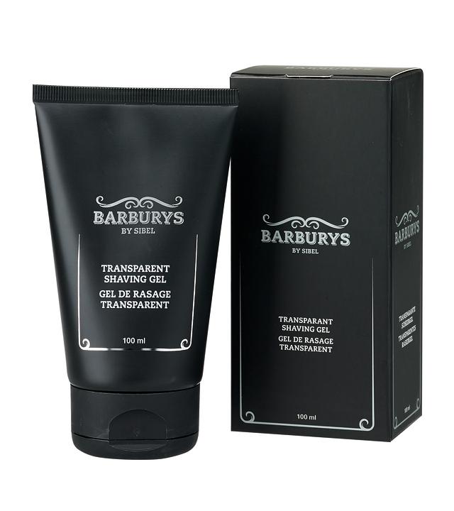 Gel na holení Sibel Barburys Shaving - 100 ml (0001751) + DÁREK ZDARMA