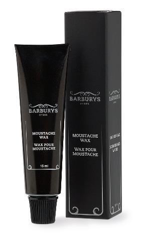 Vosk na knír Moustache Wax Barburys, 15 ml (0001757) - Sibel