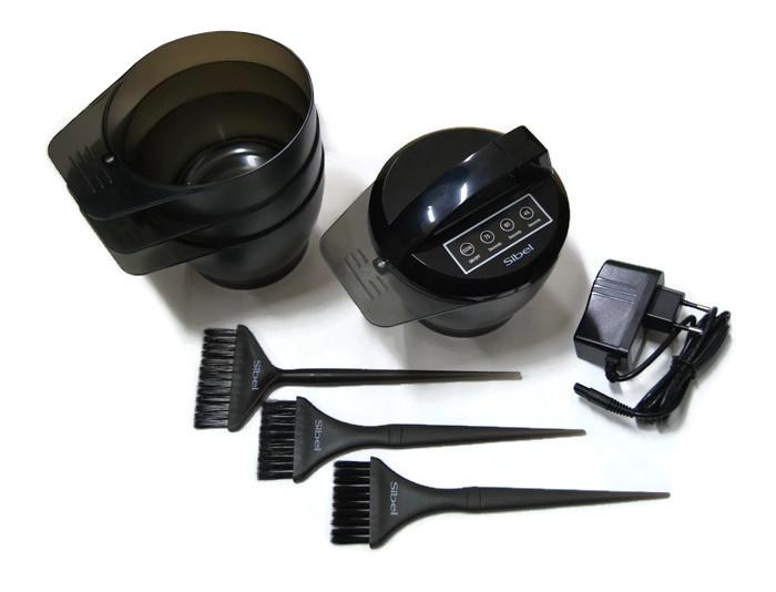 Set pro míchání barev na vlasy Sibel Color Economiser (0089010) + DÁREK ZDARMA