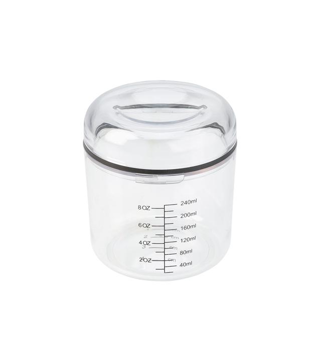Shaker, odměrka a miska Sibel 3v1 - 240 ml (0099852)