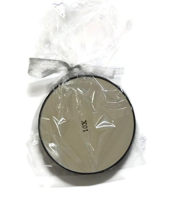 Kosmetické zrcátko Sibel - zvětšovací, pr.85 mm (0145034)