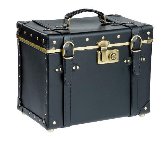 Kadeřnický - kosmetický kufřík Sibel Vintage Naomi (0150630) + DÁREK ZDARMA