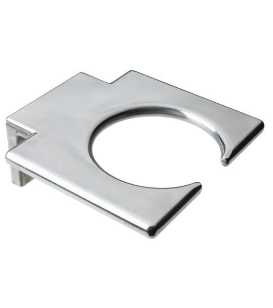 Nástěnný držák na fén Sibel - hranatý (0170049) + DÁREK ZDARMA