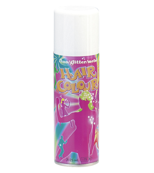 Barevný sprej na vlasy Sibel Hair Colour - bílá (0230000-01)