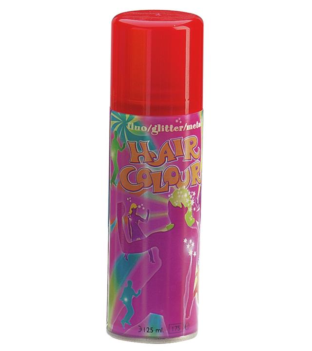 Barevný sprej na vlasy Sibel Hair Colour - červená (0230000-07)