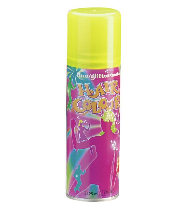 Barevný sprej na vlasy Sibel Hair Colour - žlutá neon (0230000-20)