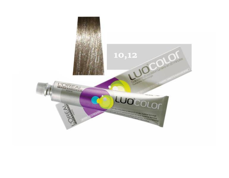 Loréal LUOCOLOR barva na vlasy 50 g - odstín 10.12, béžová