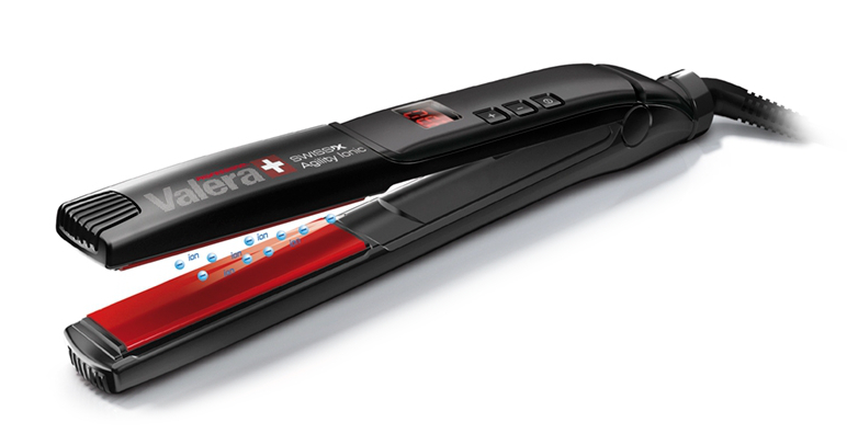 Profesionální žehlička na vlasy Valera 100.20/l SwissX Agility ionic (100.20/I) + DÁREK ZDARMA