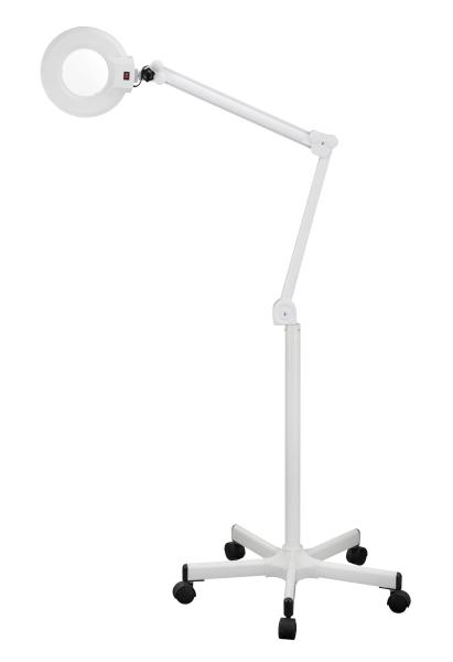 Kosmetická lampa s lupou Weelko EXPAND - zvětšení 3 dioptrie (1001) + DÁREK ZDARMA