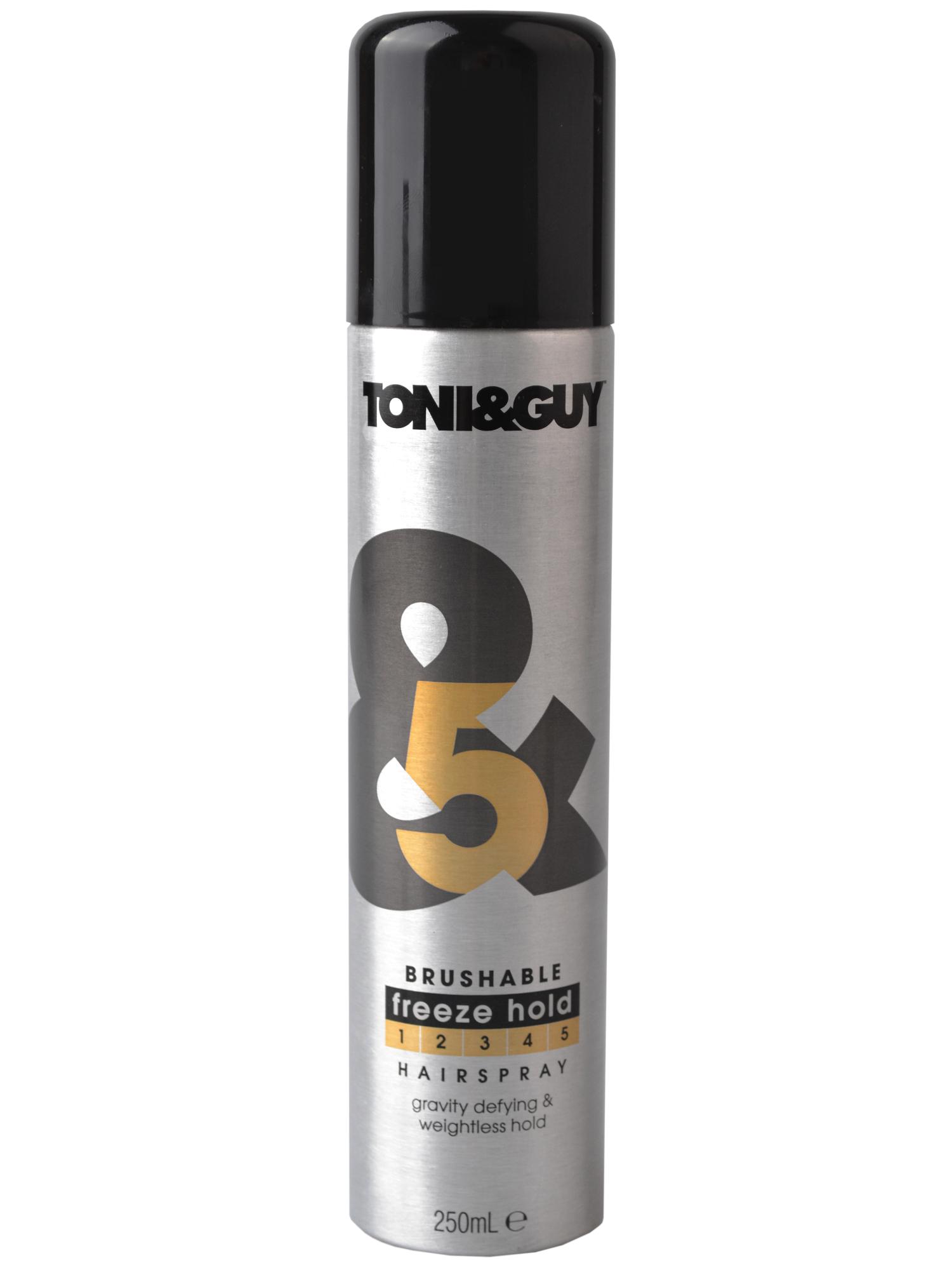 Lak na vlasy s extrémní fixací Toni a Guy Extreme Style Creation - 250 ml (9204859, ULTG9206444) - T