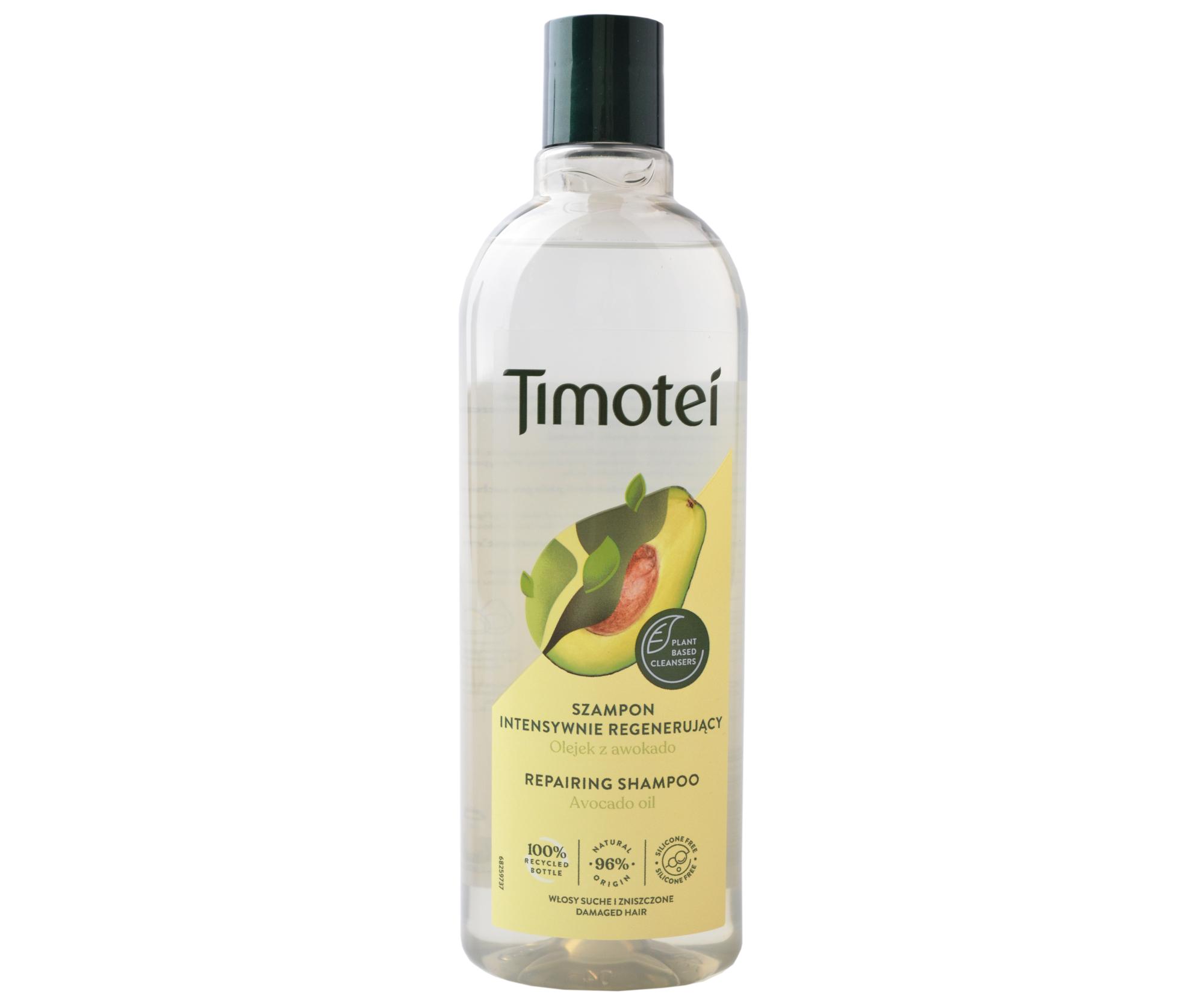 Šampon pro poškozené vlasy Timotei Intense Repair - 400 ml (67409642)