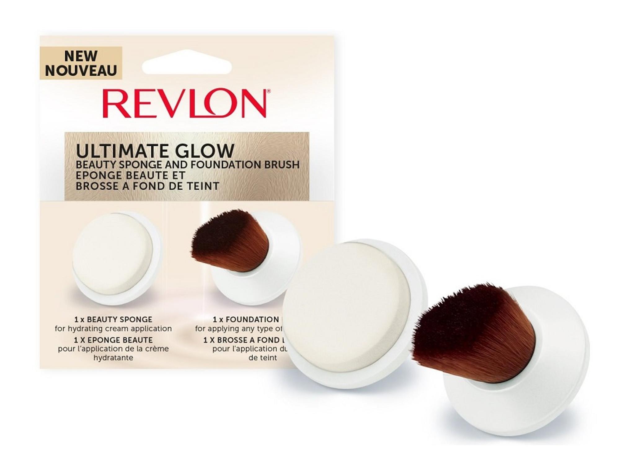Náhradní aplikační hlavice pro čistící kartáček Revlon Ultimate Glow Sonic (RVSP3538FB) + DÁREK ZDARMA
