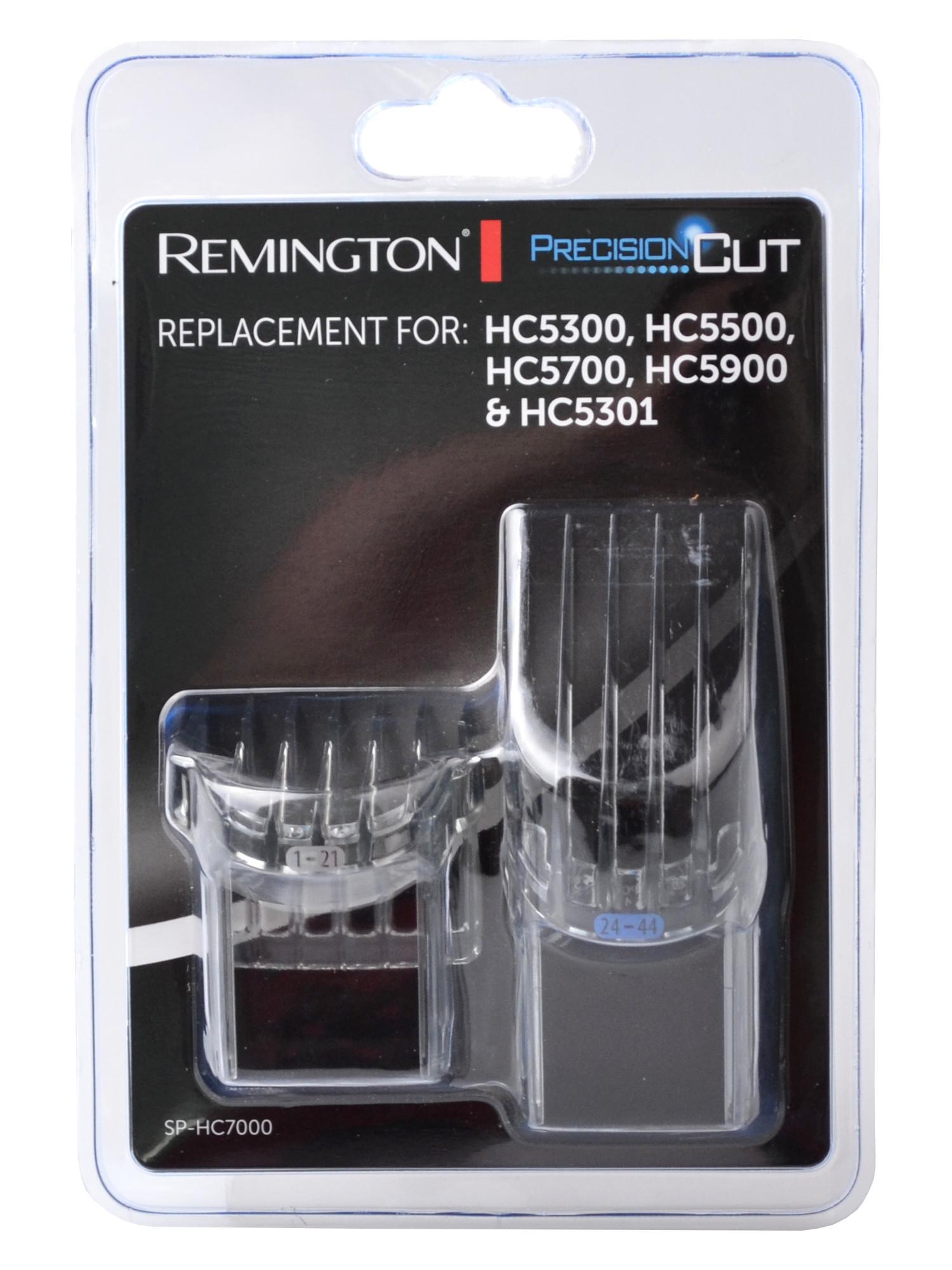 Sada náhradních nástavců Remington SP-HC7000 + DÁREK ZDARMA