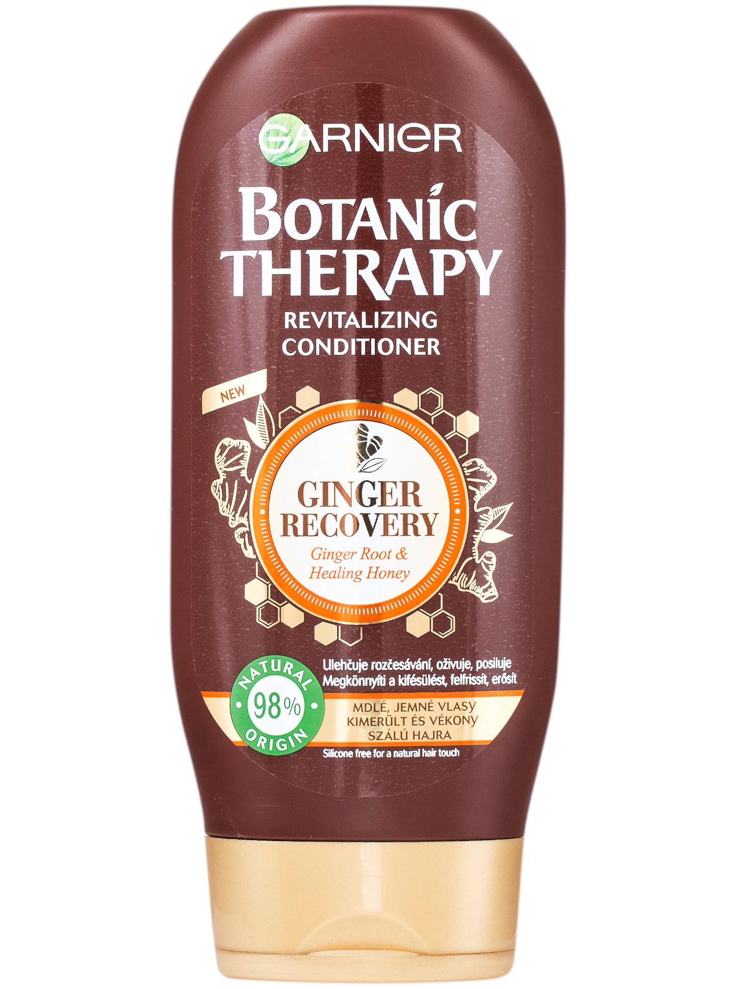 Revitalizační péče pro jemné vlasy Garnier Botanic Therapy Ginger Recovery - 200 ml