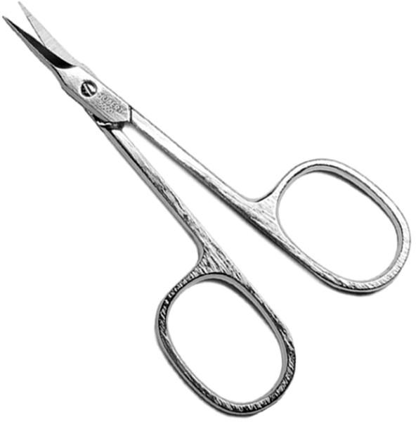 Nůžky na nehty a kůžičku Hairway 16500 - zahnuté, 100 mm