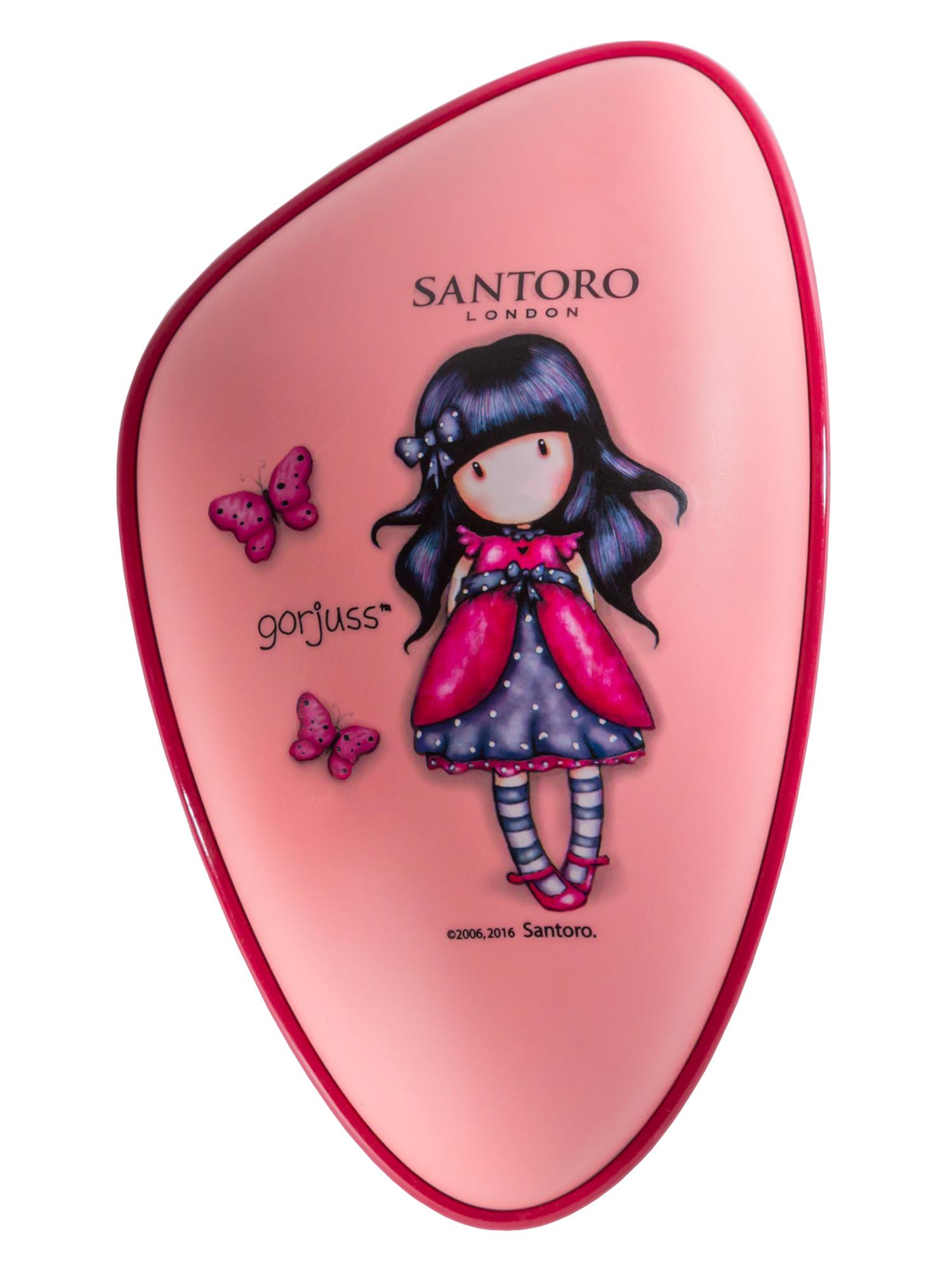 Rozčesávací kartáč na vlasy Dessata Santoro (31195) + DÁREK ZDARMA
