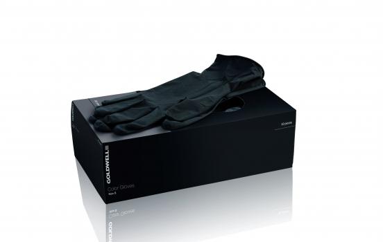 Latexové rukavice pro kadeřníky Goldwell Color Gloves - vel. L (244715)