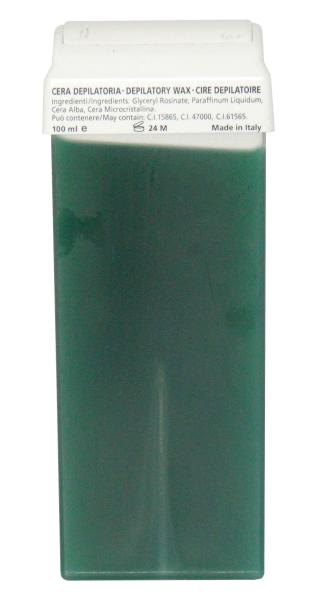 Epilační přírodní vosk roll-on Hairway, zelený - 100 ml (25103)