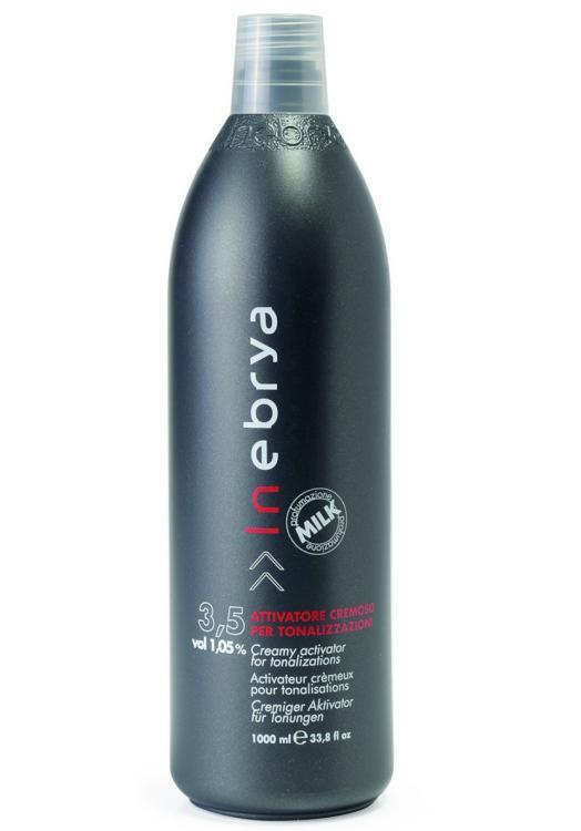 Oxidační parfemovaná emulze Inebrya 3,5 VOL 1,05% - 1000 ml (7721177)