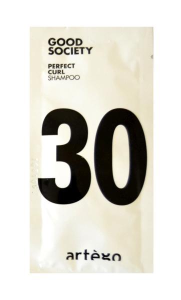 Šampon pro kudrnaté vlasy Artégo GS 30 - 10 ml (0169306)