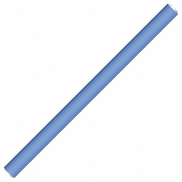 Ohebné natáčky Hairway pr.15 mm, 25 cm , 12 ks - modré (41172)