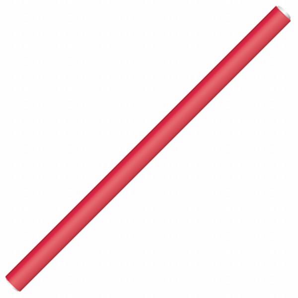 Ohebné natáčky Hairway pr.13 mm, 25 cm , 12 ks - červené (41173)