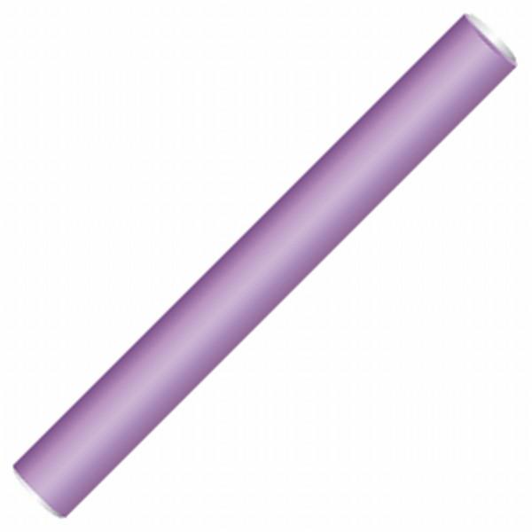 Ohebné natáčky Hairway pr.20 mm, 18 cm , 12 ks - fialové (41174)