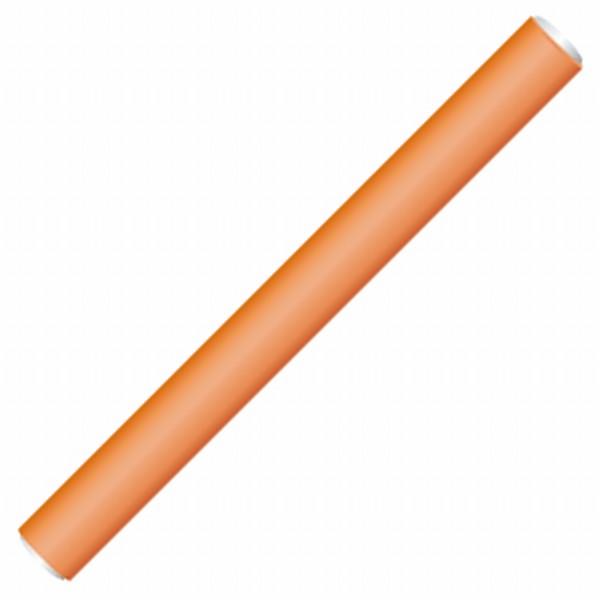 Ohebné natáčky Hairway pr.17 mm, 18 cm , 12 ks - oranžové (41176)