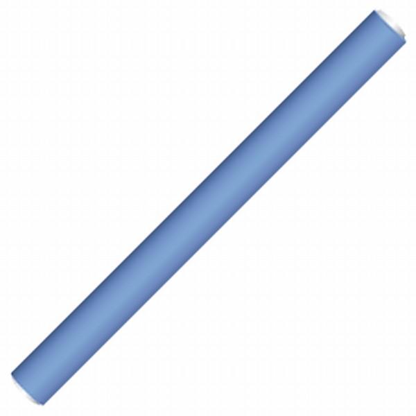 Ohebné natáčky Hairway pr.15 mm, 18 cm , 12 ks - modré (41177)