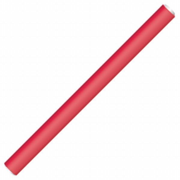 Ohebné natáčky Hairway pr.13 mm, 18 cm , 12 ks - červené (41178)