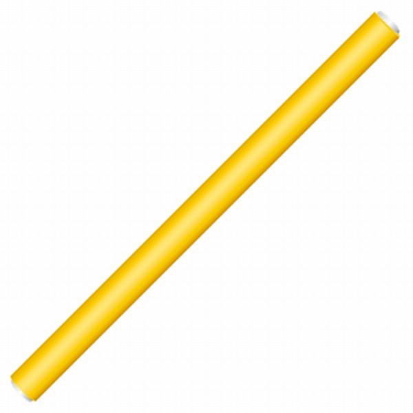 Ohebné natáčky Hairway pr.12 mm, 18 cm , 12 ks - žluté (41179)