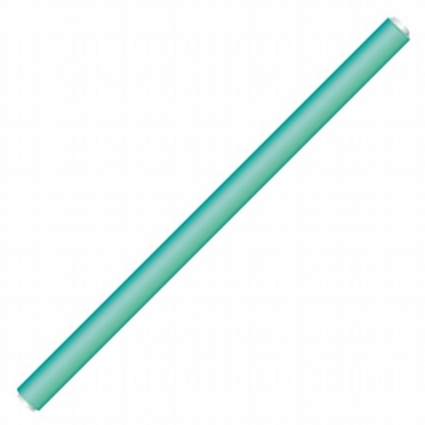 Ohebné natáčky Hairway pr.10 mm, 18 cm , 12 ks - zelené (41180)