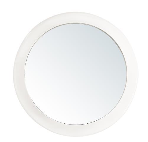 Kosmetické zrcátko kulaté Sibel - 5x zvětšovací (4420130) + DÁREK ZDARMA