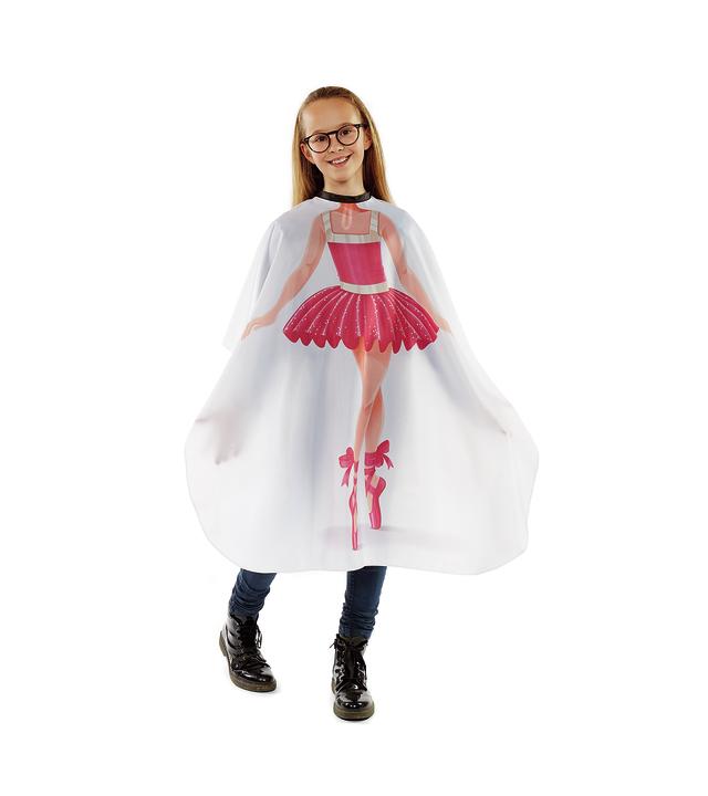 Dětská kadeřnická pláštěnka Sibel - Ballerina (5091406) + DÁREK ZDARMA