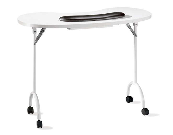 "Manikúrní stolek Hairway ""standard"" - bílý (53416) + DÁREK ZDARMA"