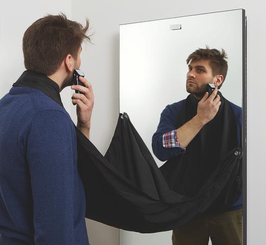 Pánská pláštěnka na stříhání vousů, Sibel (555000002) + DÁREK ZDARMA