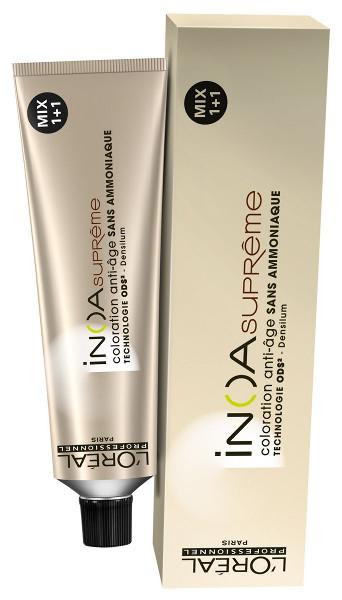 Barva na vlasy Loréal Inoa Supréme 60 g - odstín 6.31 amaretto - L'Oréal Professionnel + DÁREK ZDARMA