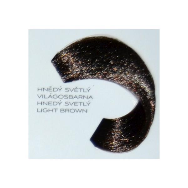 Loréal Dialight Přeliv na vlasy 50ml - odstín 5 hnědý světlý