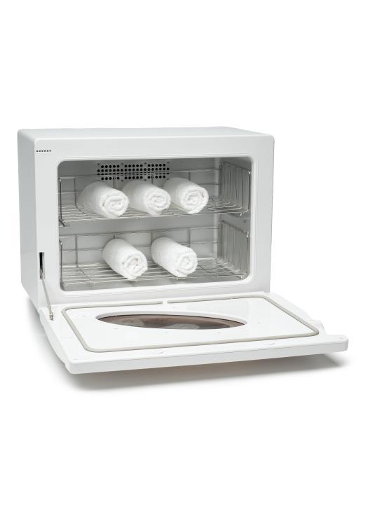 Ohřívač a sterilizátor ručníků s UV lampou Sibel - 18 l (6013002) + DÁREK ZDARMA