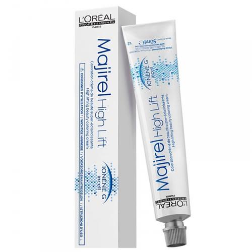 Majirel High Lift zesvětlující barva na vlasy 50 ml - Ash - Loréal Professionnel + DÁREK ZDARMA