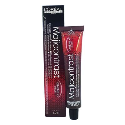Majicontrast melírovací krém na vlasy 50 ml - červená - Loréal Professionnel + DÁREK ZDARMA