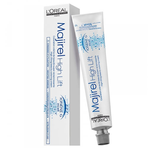 Majirel High Lift zesvětlující barva na vlasy 50 ml - Gold - Loréal Professionnel