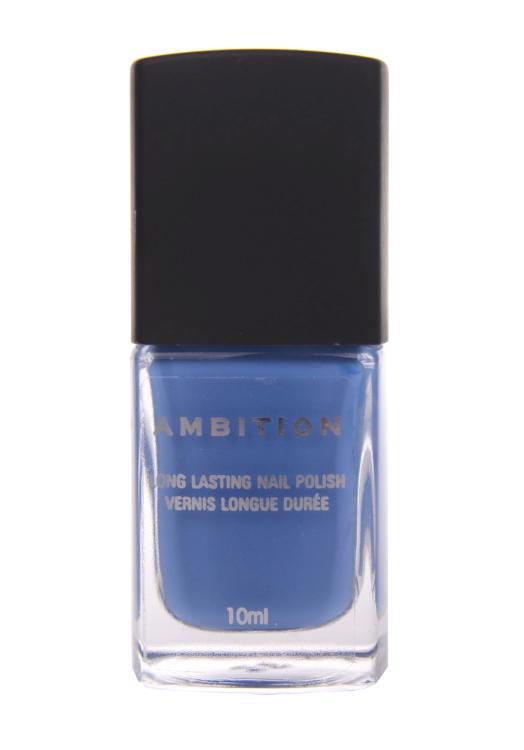 Dlouhotrvající lak na nehty Ambition Ocean Splash, světle modrá - 10 ml (6600555 - blue)