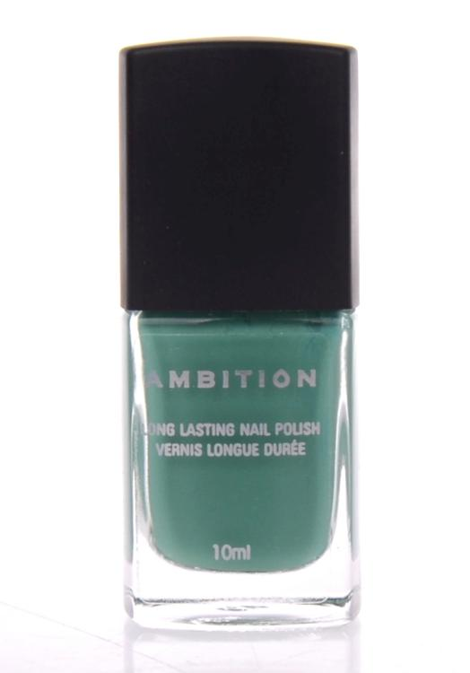 Dlouhotrvající lak na nehty Ambition Palmtree Breeze, zelená - 10 ml (6600555 - green)