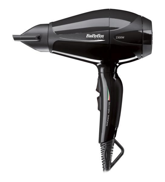 BaByliss Ionizační fén na vlasy 6616E - 2300 W + DÁREK ZDARMA