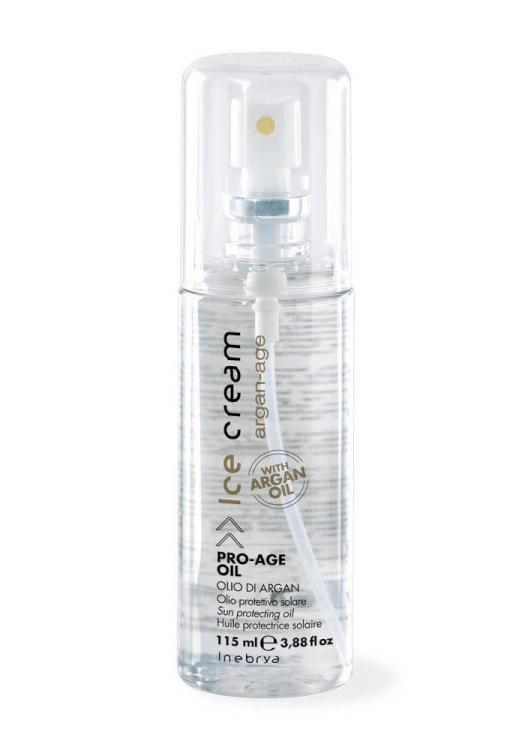 Olej na ochranu proti slunci Inebrya Argan-Age Oil - 115 ml (776745) + DÁREK ZDARMA