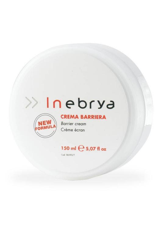 Krém na ochranu pokožky při barvení Inebrya Crema Barriera - 150 ml (776751) + DÁREK ZDARMA