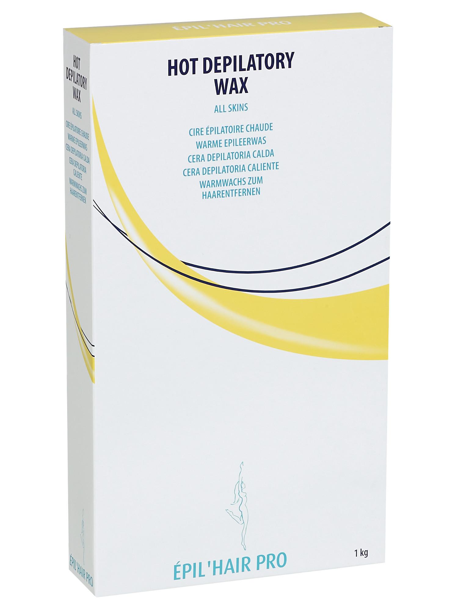 Depilační vosk na všechny typy pokožky Sibel Blocks - 1000 g (7410302) + DÁREK ZDARMA