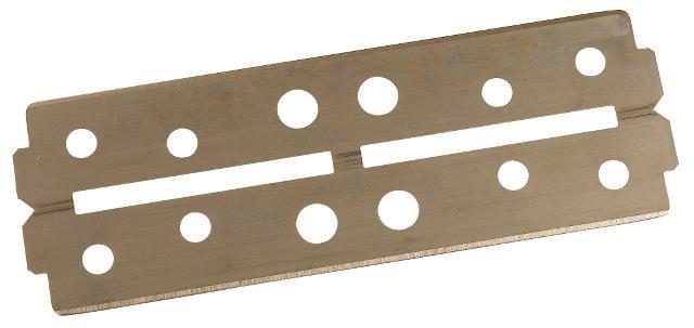Náhradní břity do seřezávače Original Best Buy - 60 mm, 50 ks (7719150) + DÁREK ZDARMA