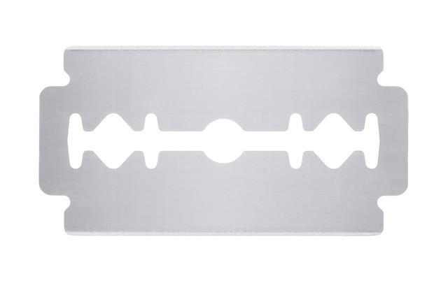Náhradní žiletky Feather Barburys Razor Blades - extra ostré, 10 ks (7719840)